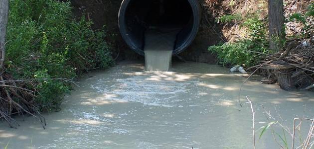 بحث عن تلوث المياه كامل معلومة ثقافية