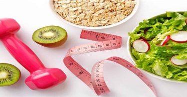 رجيم صحي لإنقاص الوزن وحرق الدهون