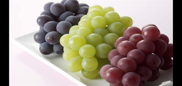 فوائد العنب في الحمل