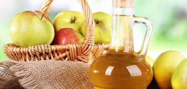 فوائد خل التفاح الصحية للشعر والبشرة والجسم بالتفصيل