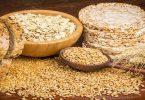 فوائد نخالة القمح للجسم