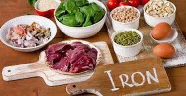 كيفية علاج فقر الدم بالغذاء