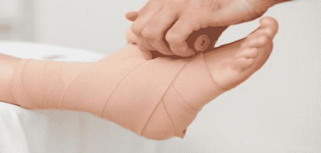كيف ترتبط العضلات مع العظام