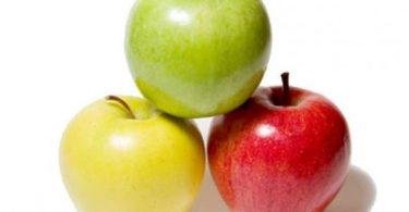 الفيتامينات الموجودة في التفاح