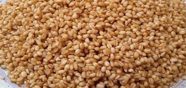 ما هي فوائد القمح المسلوق