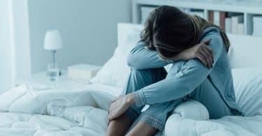 اسباب الاكتئاب عند المرأة
