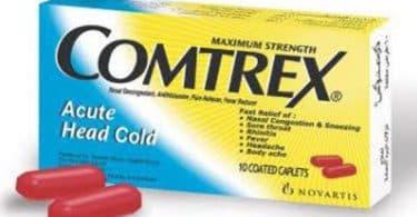 كومتركس Comtrex