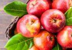 فوائد التفاح للمعدة والقولون