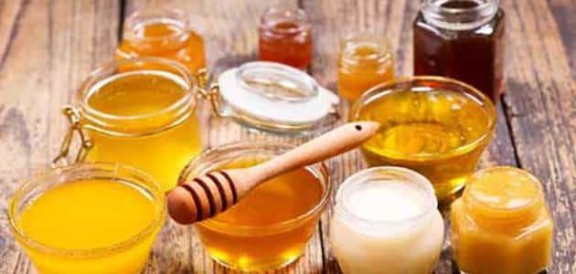 كم ملعقة عسل في اليوم