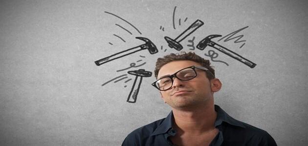 كيفية التخلص من ألم الرأس