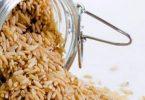 ما فوائد الأرز البني