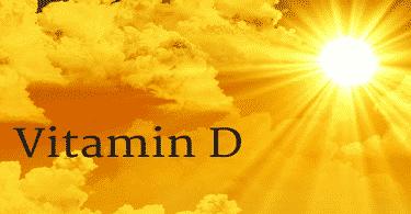 ما هو الفيتامين الموجود في أشعة الشمس