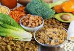 ما هو تأثير نقص أحد أنواع المواد الغذائية الستة