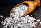 ما هي فوائد الملح البحري