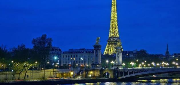 معلومات عن فرنسا ومعالمها