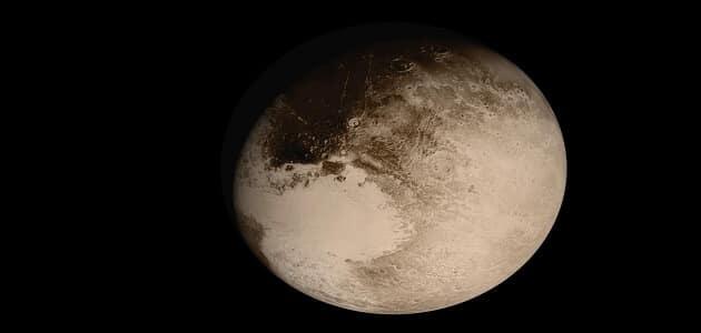 معلومات عن كوكب بلوتو وسبب طرده