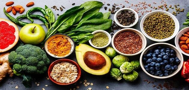 نظام غذائي لمرضى السكر والضغط