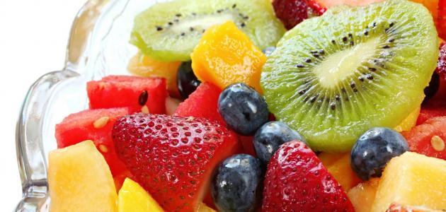 أطعمة تحتوي على فيتامين ج