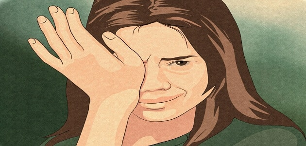 أعراض الانهيار العصبي الحاد المفاجئ