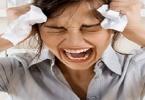 أعراض صداع التوتر والقلق