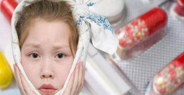 اعراض التهاب الغدة النكافية وعلاجها