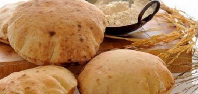 السعرات الحرارية في الخبز البلدي