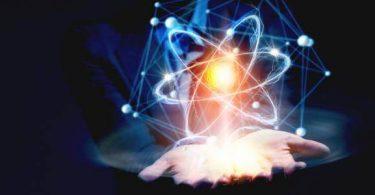 بحث عن التوزيع الالكتروني في الكيمياء