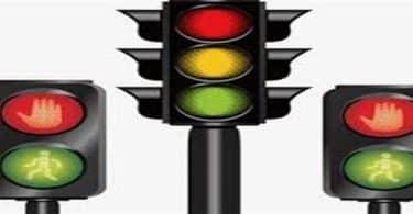 تعليم إشارات المرور كاملة في مصر