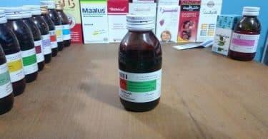 جرعة دكستروميثورفان هيدروبروميد للاطفال