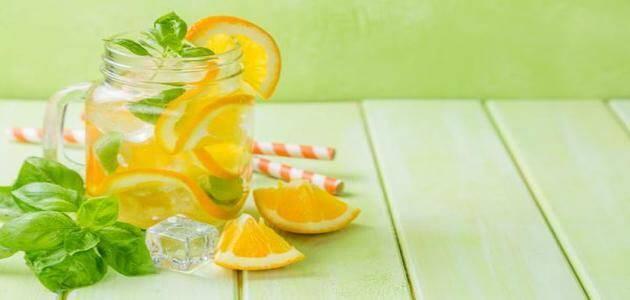 ديوتكس التفاح والبرتقال
