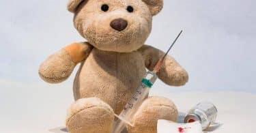 شكل علامة تطعيم الدرن للرضع