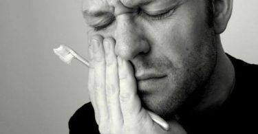 علاج الم الاسنان بعد الحشو المؤقت