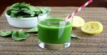 فوائد واضرار عصير السبانخ
