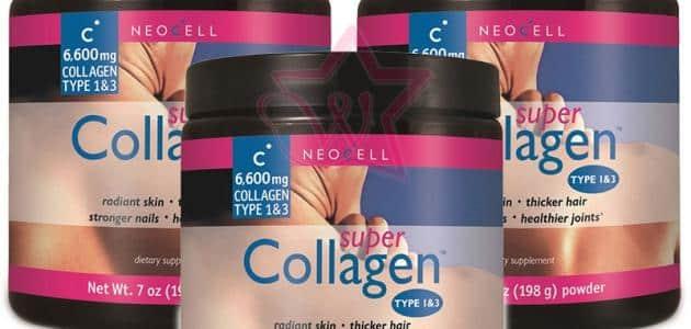 كيفية استخدام بودرة الكولاجين