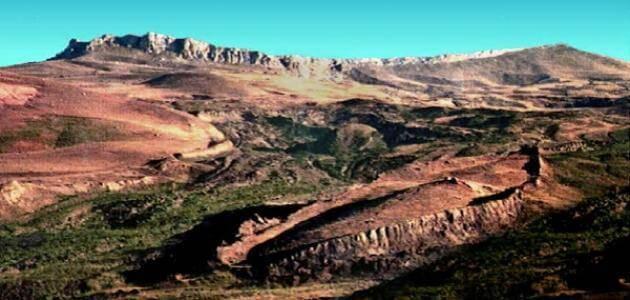 ما اسم الجبل الذي رست عليه سفينة نوح بتركيا ؟