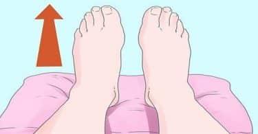ما هو علاج تورم القدمين عند الحامل ؟