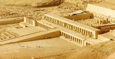 معلومات عن معبد حتشبسوت بالصور