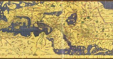 من هو أول من رسم خريطة العالم كاملة ؟