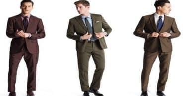 انواع البدل الرجالي الحديثة