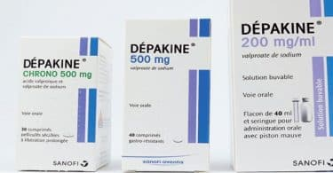 ديباكين Depakine