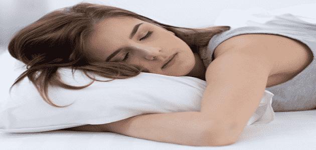 طرق للنوم بعمق