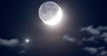قصة خيالية قصيرة عن القمر والفضاء