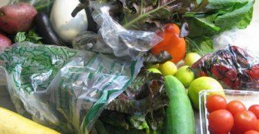 كيف أحافظ على الخضروات