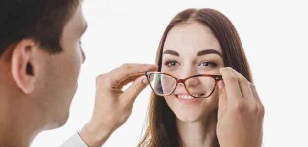 نصائح قبل قياس النظر