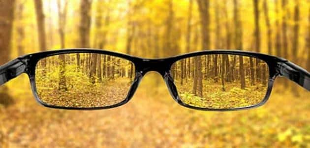 اسباب ضعف النظر واعراضه