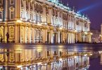 اين يقع متحف هيرميتاج في روسيا