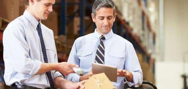 بحث عن ادارة المشتريات والمخازن