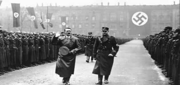 بحث عن الحرب العالمية الثانية مع المراجع