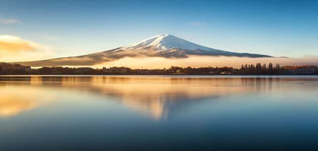 جبل مقدس في اليابان