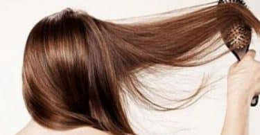 خلطة لترطيب الشعر وتطويله